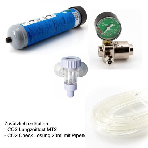 CO2 Dünge-Anlage Einweg 600g Basic