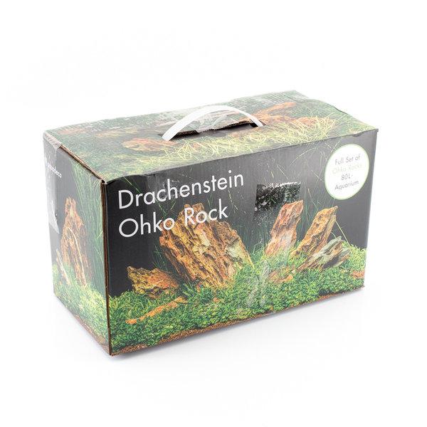 Drachenstein-Set - Ohko Rock für  60 / 80 Liter