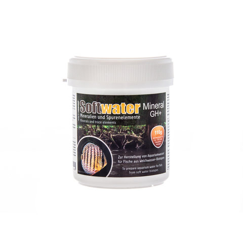 Softwater Mineral GH+