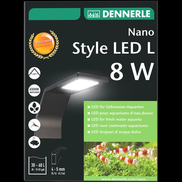 Dennerle Nano Style LED L (8 Watt)