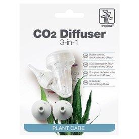 Tropica CO₂ Diffusor 3in1
