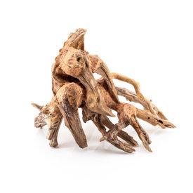 Garnelenmarkt Octopus-Holz