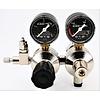 CO2 Doppelkammer-Druckminderer Profi M (mehrweg)
