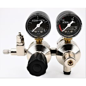 Aqua Noa CO2 Doppelkammer-Druckminderer Profi M (mehrweg)