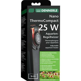 Dennerle ThermoCompact Nano Heizstab, 25W