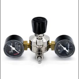 Aqua Noa CO₂ Druckminderer Profi Einweg