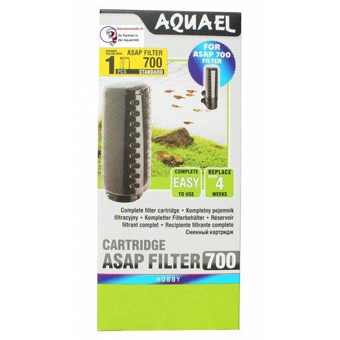 Filterschwamm mit Filterkammer für ASAP Filter 700