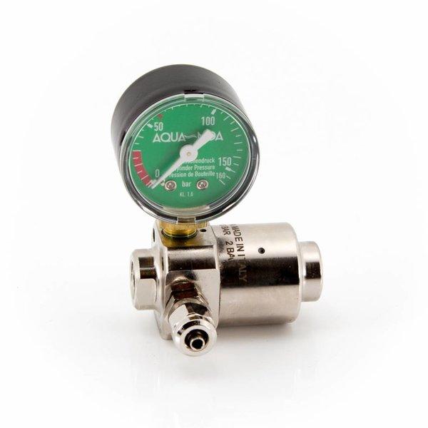 Aqua Noa CO₂ Set Einweg&Mehrweg SET 200 Basic mit Magnetventil