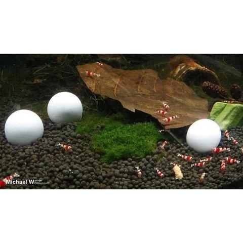 White-Balls - Mineralbälle