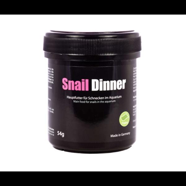 GlasGarten Snail Dinner - Schneckenfutter