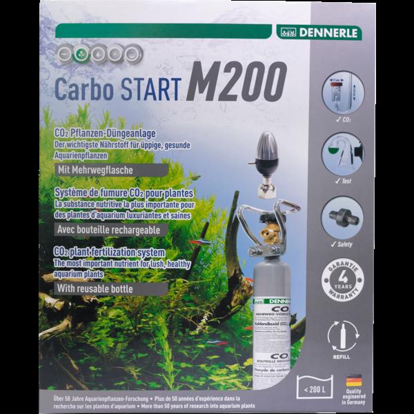 Dennerle CO2 Pflanzen-Dünge-Set CARBO START M200