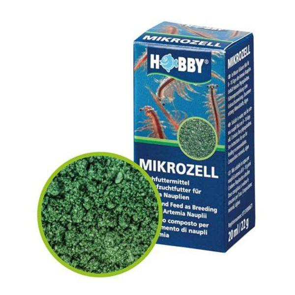 Hobby Mikrozell Artemia Futter 20ml