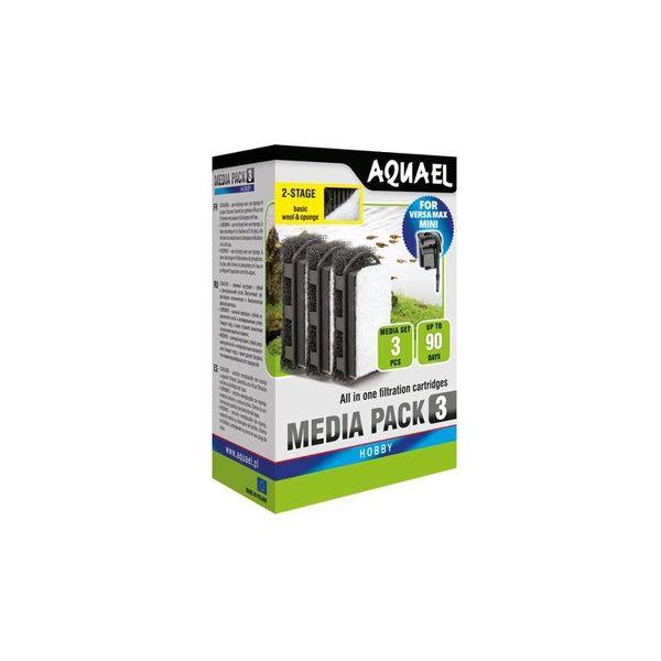 Aquael Ersatzfilter für Versamax FZN - mini Standard