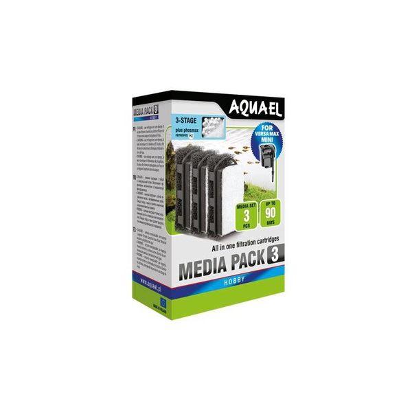 Aquael Ersatzfilter für Versamax FZN mini Phosmax