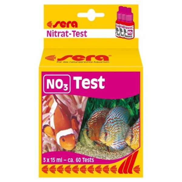 sera Nitrat Test (NO3)