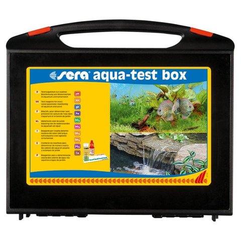 Wasser Test Koffer + Cu (Süsswasser)