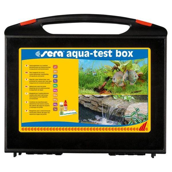 sera Wasser Test Koffer + Cu (Süsswasser)