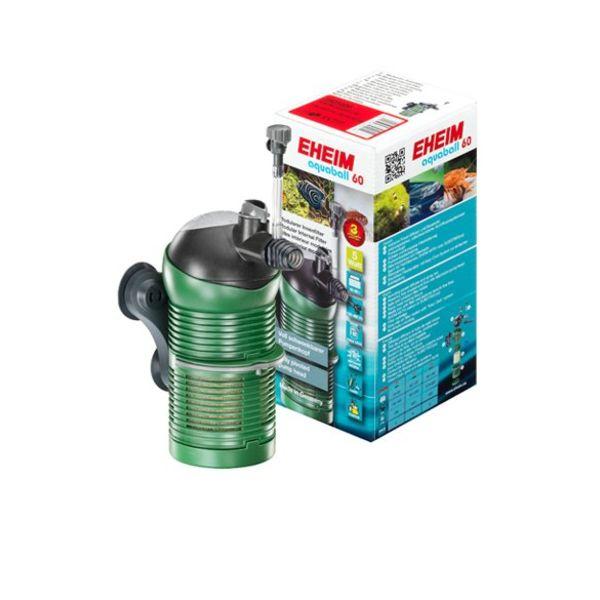 Eheim Aquaball 60 - bis 60 Liter, 5W, 150-480 l/h