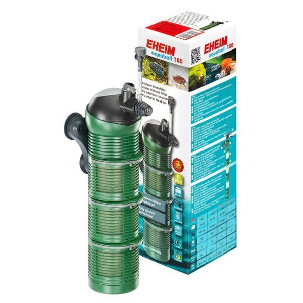 Eheim Aquaball 180 - bis 180 Liter, 6W, 210-650 l/h