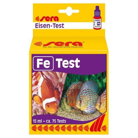 Eisen-Test (Fe)