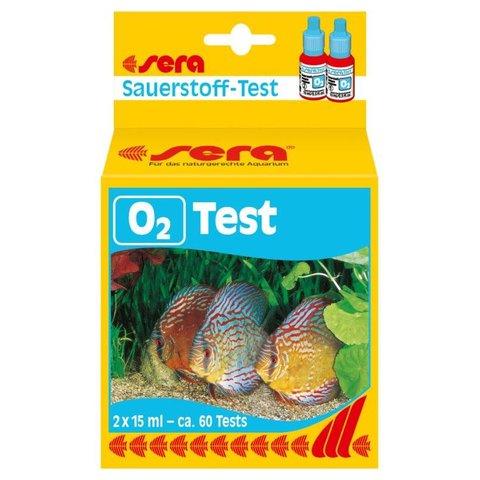 Sauerstoff-Test (O2)