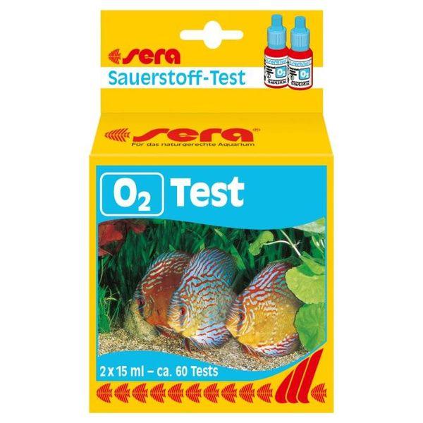 sera Sauerstoff-Test (O2)