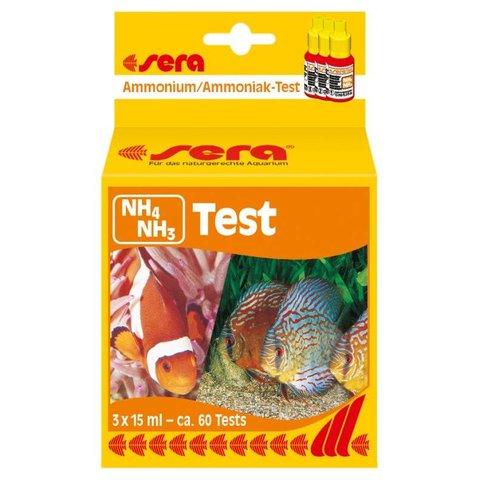 Ammonium/Ammoniak-Test (NH4/NH3)