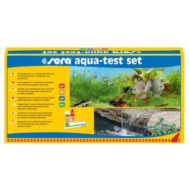 sera Wasser Test Set - pH, KH, GH, NO2