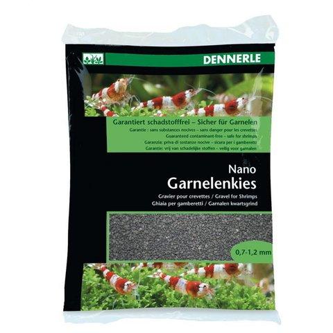 Nano Garnelenkies - sulawesi schwarz, 2kg