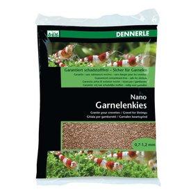 Dennerle Nano Garnelenkies - borneo braun, 2kg