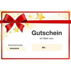 Garnelenmarkt Gutschein CHF 50