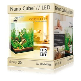 Dennerle Dennerle NanoCube Complete+ LED 20 L