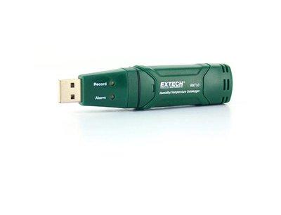 RHT10 USB Vocht- en temperatuurlogger
