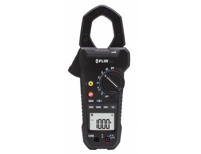 CM78 Clamp + IR Thermometer