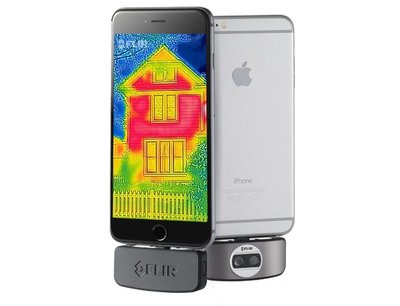 One thermal imaging camera for iOs