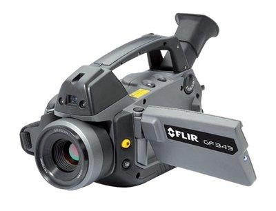 GF343 Gas Detectie  Infrarood Camera