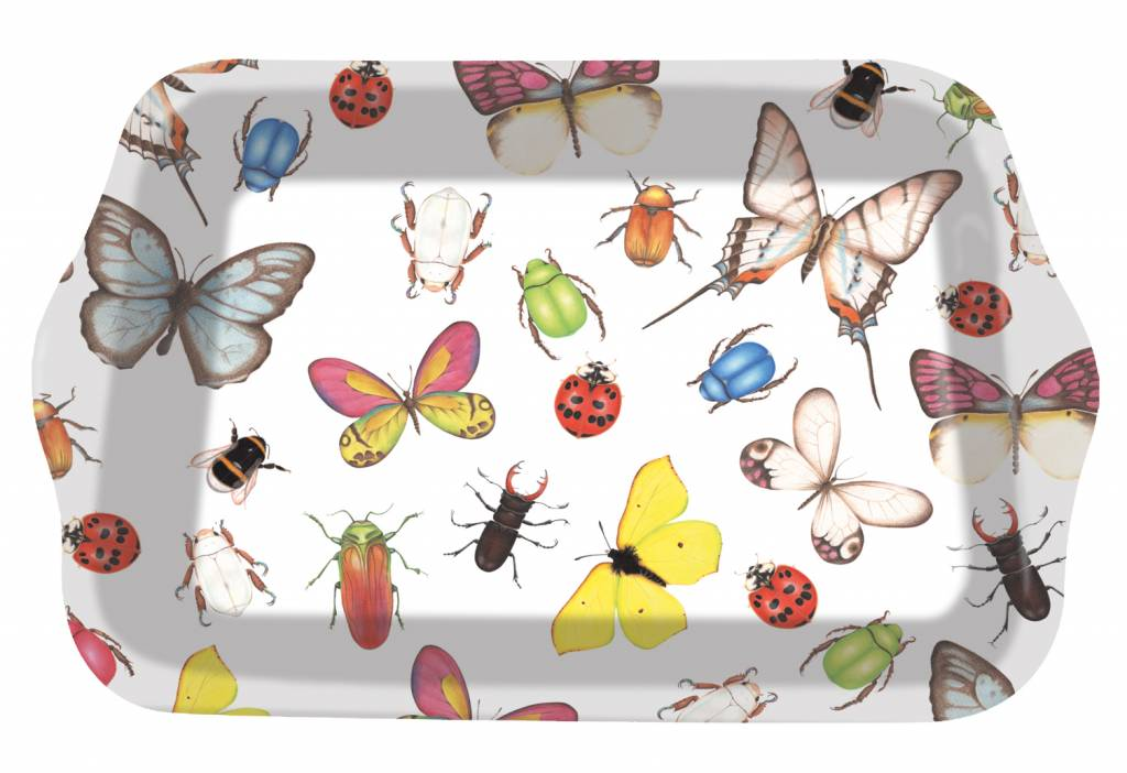 "'Sorcia' by Bekking & Blitz Tablett ""Insects & Butterflies"""
