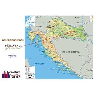 Feravino Bronze medal: Premium quality Feravino Miraz Frankovka