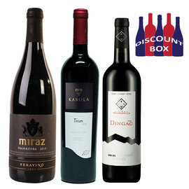 Croatianwine Online Box Super Red Box