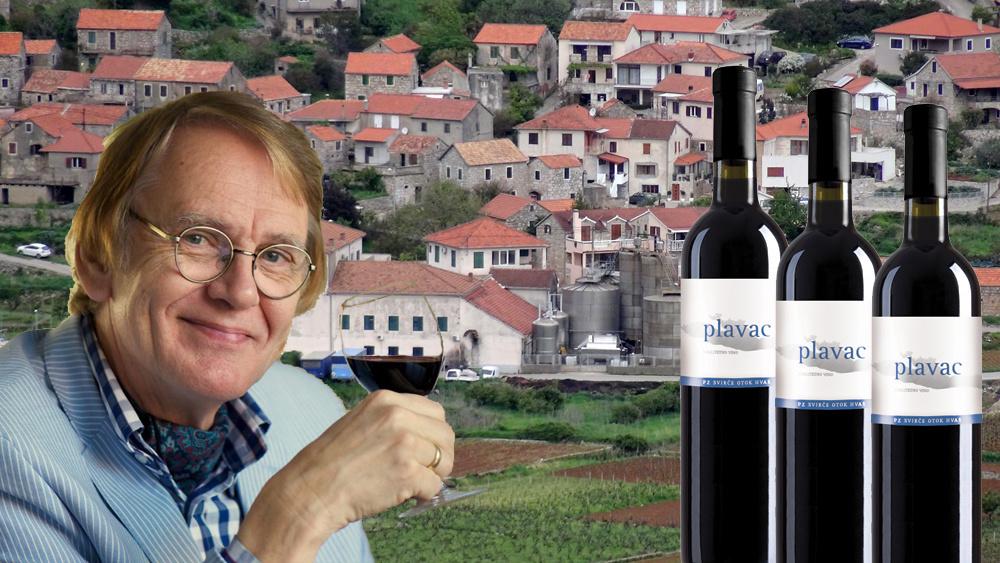 Plavac van PZ Svirče is een  'smakelijke ontdekking' van wijnschrijver Hubrecht Duijker