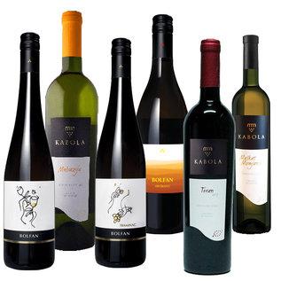 Croatianwine Online Box Tasting box: Organic Croatian Wines
