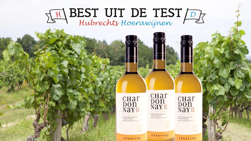 Best uit de Test van Hubrecht Duijker: Feravino Classic Chardonnay