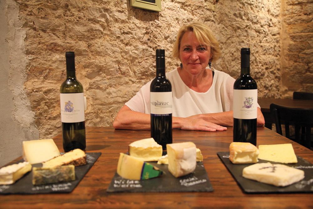 Welke wijn bij een kaasplankje?