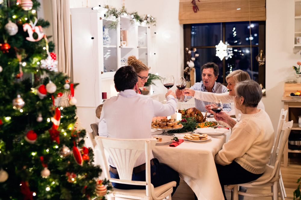 Welke wijn bij wat met kerst?