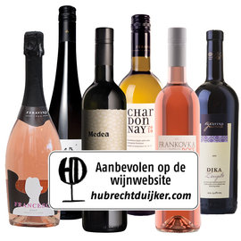 Tasting box: 'Best from the Test' Hubrecht Duijker