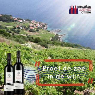 De beroemdste Kroatische wijn: Skaramuča Dingač