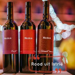Proefdoos: Rood uit Istrië