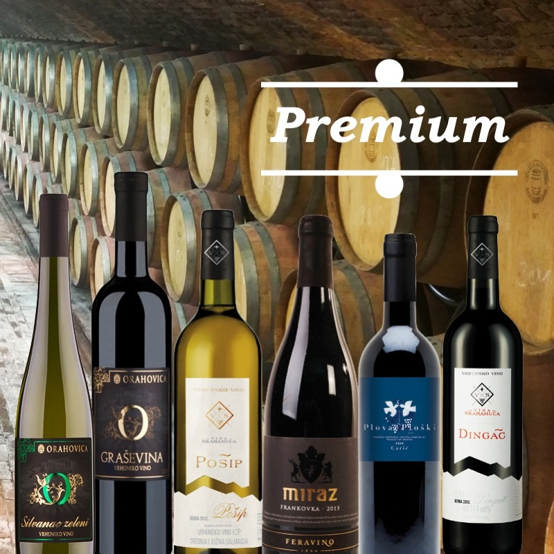Proefdoos Premium