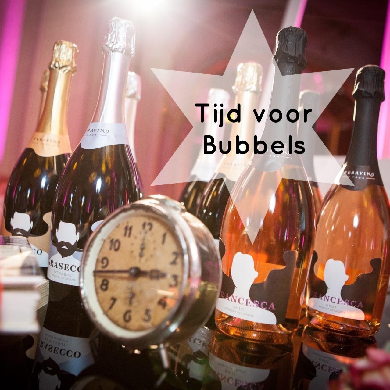 Tijd voor bubbels
