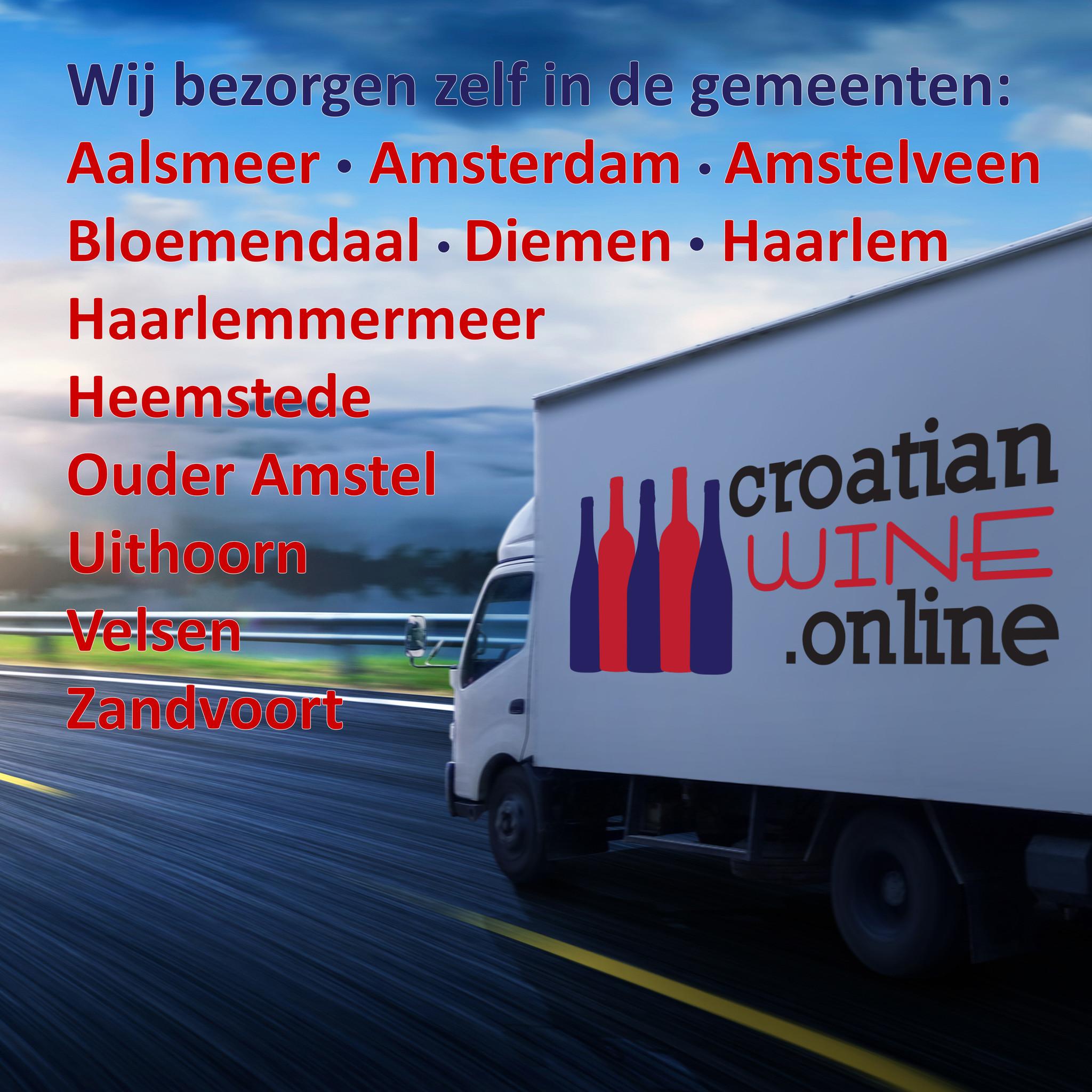 Croatianwine.online truck